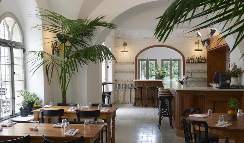 Anna Italian Cafe1 - Кафе Анна в Иерусалиме