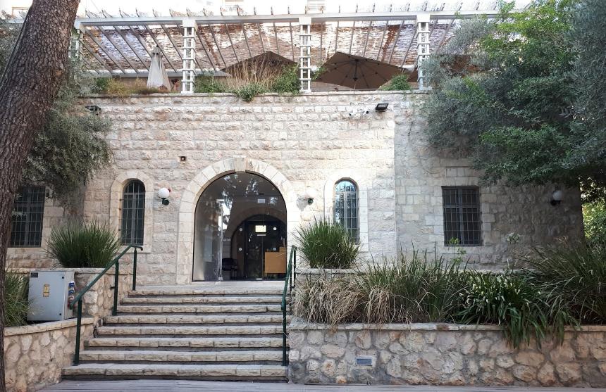 Anna Italian Cafe2 - Кафе Анна в Иерусалиме