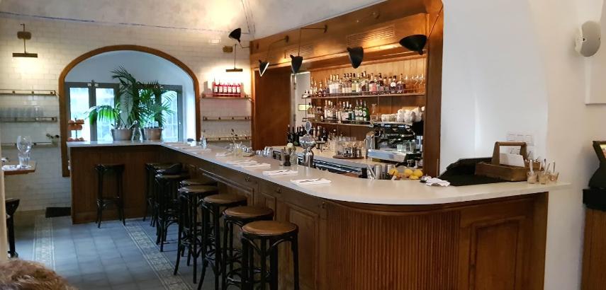 Anna Italian Cafe3 - Кафе Анна в Иерусалиме