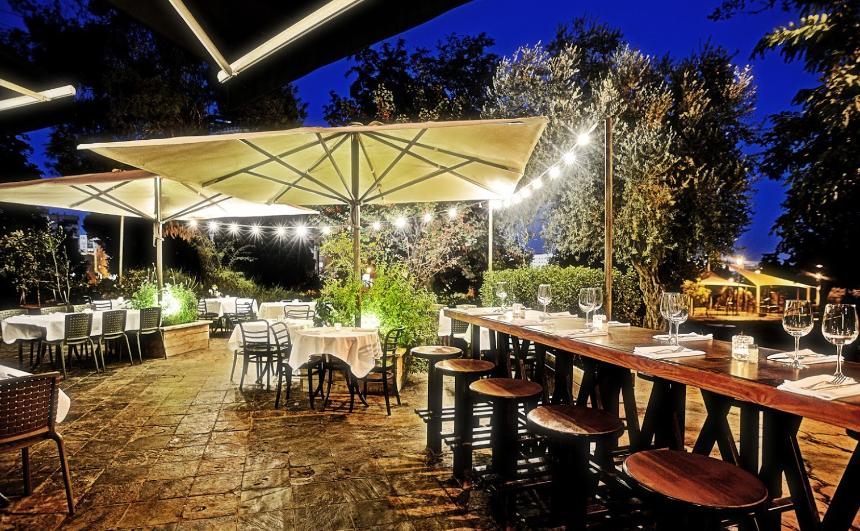 Chakra3 - Ресторан Чакра в Иерусалиме