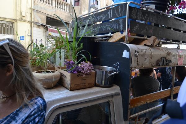 DSC 0155RE b12e149a427a558d0d56d2f549127d07 1 - Необычные места Тель-Авива. Cafe Levinsky 41. Отзыв