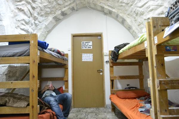 DSC 0279RE 68aef3f30cffc13659b4f476eeecaae6 1 - Где остановиться в Иерусалиме. Отзыв о хостеле Hebron Youth Hostel