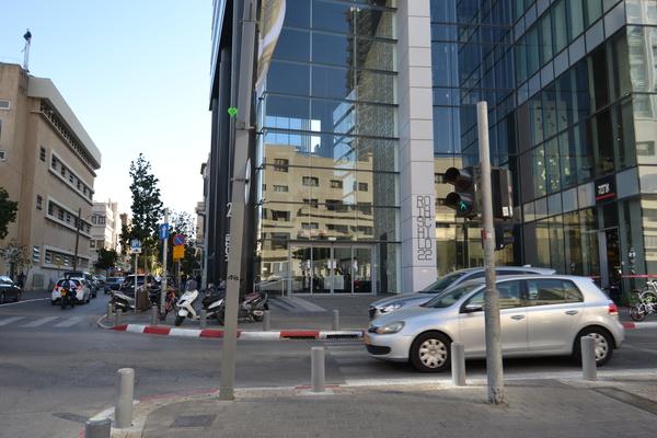 DSC 0318RE 1e713c6621043d7cc4cd567cdd7ee07f 1 - Белый город в Тель-Авиве. Отзыв туриста