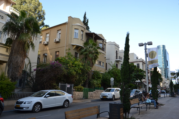 DSC 0319RE 2135270f35b4b613eabf1fcb758ba374 1 - Белый город в Тель-Авиве. Отзыв туриста