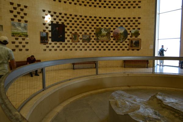 DSC 0724RE 61bf3dac6aadc6a1366f772476c8f108 1 - Что представляет собой центр посетителей национального парка Масада