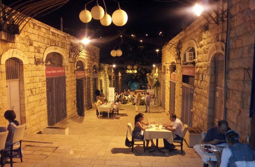 Evkalipt1 - Ресторан Эвкалипт в Иерусалиме
