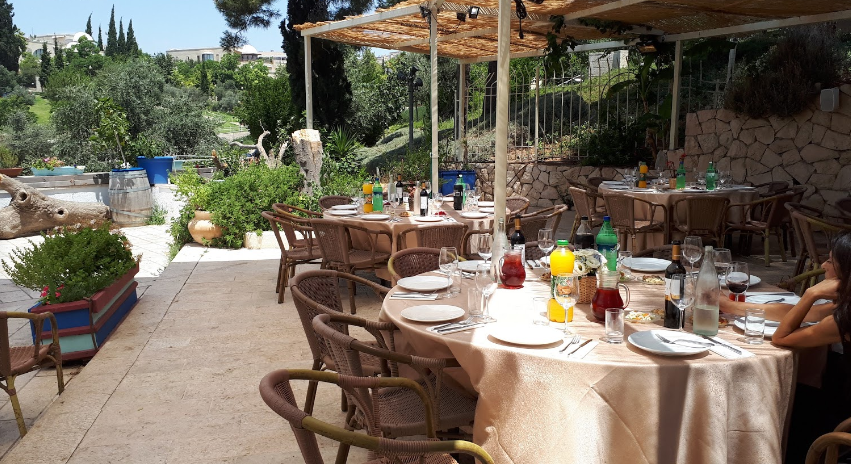 Evkalipt3 - Ресторан Эвкалипт в Иерусалиме