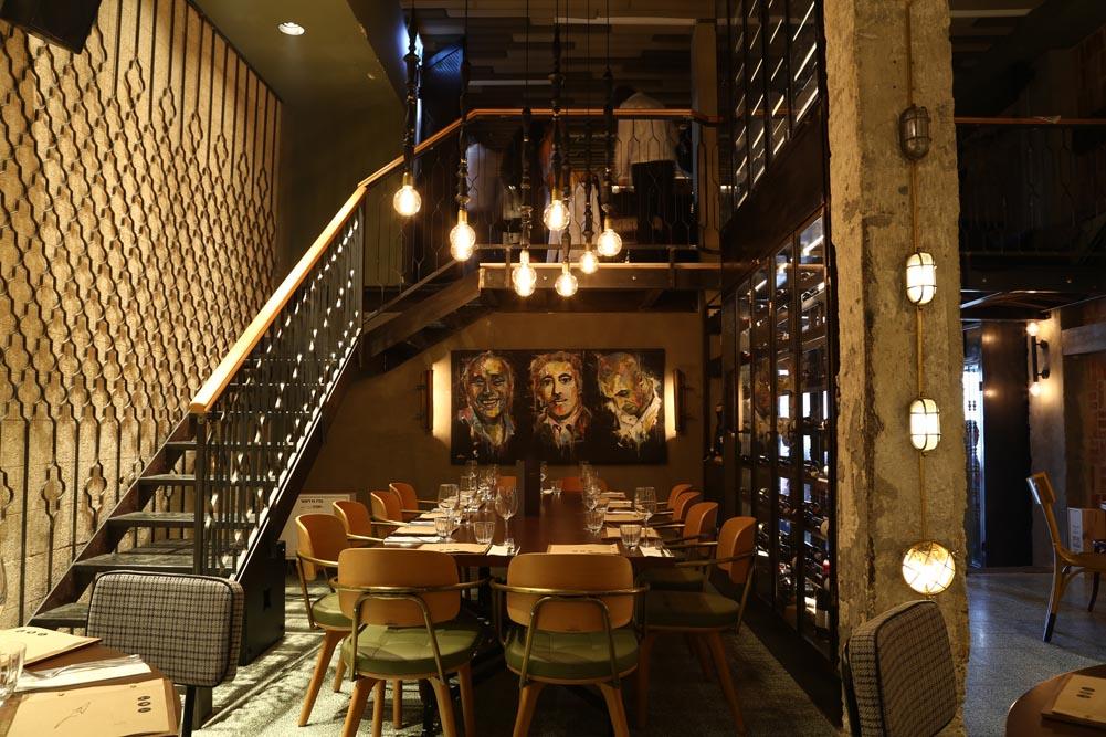 JH3B1704 - Ресторан Джеко стрит в Иерусалиме