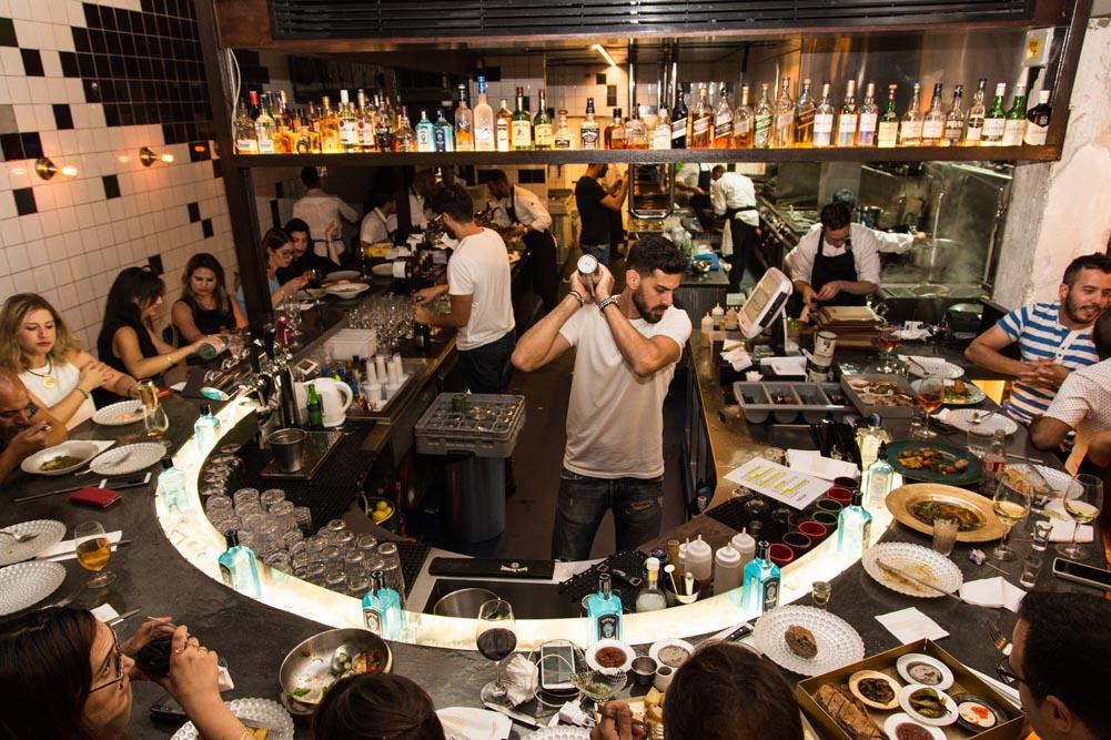 JH3B1833 - Ресторан Джеко стрит в Иерусалиме