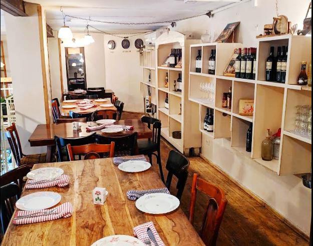 Machneyuda2 - Ресторан Махнэюда в Иерусалиме