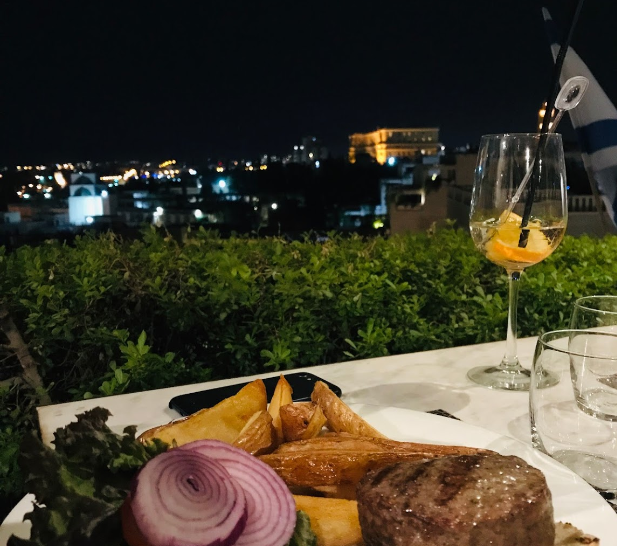 Rooftop2 - Ресторан Руфтоп Мамилла в Иерусалиме