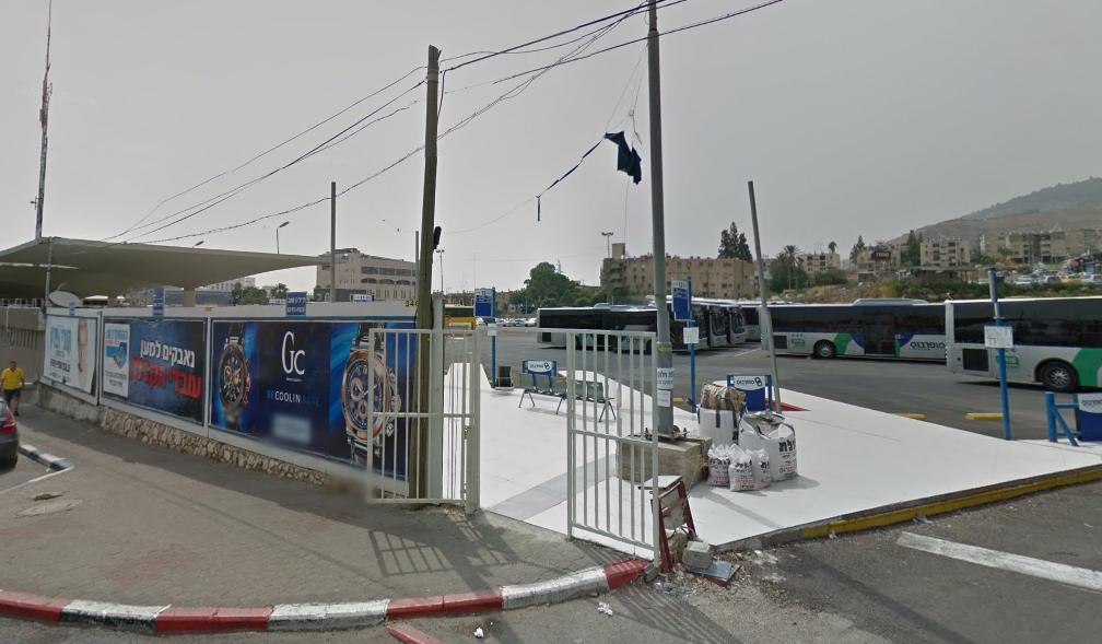 Ha Yarden St Google Karty Google Chrome 2019 10 15 13.29.28 - Автовокзал в Тверии. Отзыв