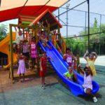 Детские площадки в Израиле