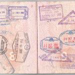 Как избежать штампа Израиля и Иордании в загранпаспорте при посещении Иордании