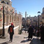 Как мы добирались в Иерусалим из Вифлеема