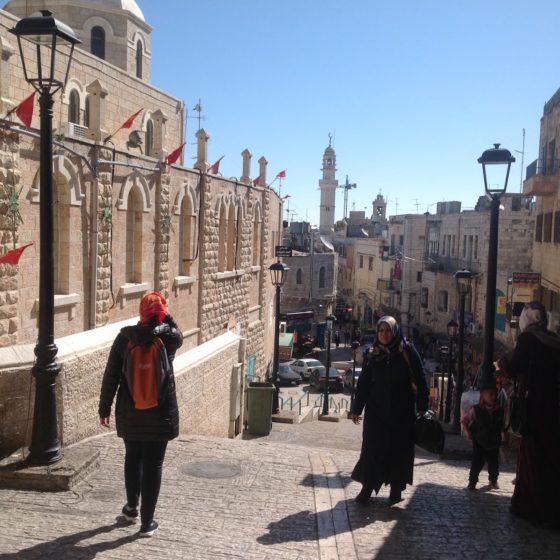 kak my dobiralis v ierusalim iz vifleema 560x560 - Как мы добирались в Иерусалим из Вифлеема