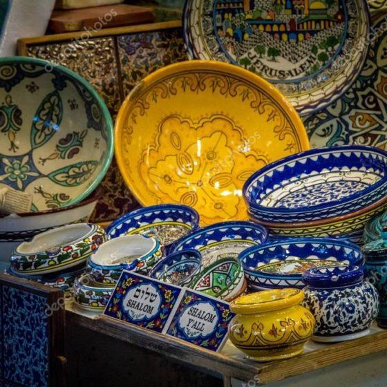 keramika ierusalima 560x560 - Керамика Иерусалима