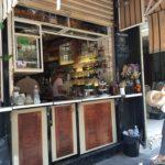 Необычные места Тель-Авива. Cafe Levinsky 41. Отзыв