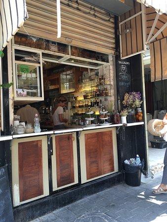 neobychnye mesta tel aviva cafe levinsky 41 otzyv - Необычные места Тель-Авива. Cafe Levinsky 41. Отзыв