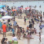 Пляжи Хайфы. Пляж Студентов. Отзыв