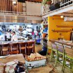 Ресторан Махнэюда в Иерусалиме
