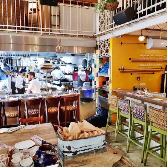 restoran mahnejuda v ierusalime 560x560 - Ресторан Махнэюда в Иерусалиме