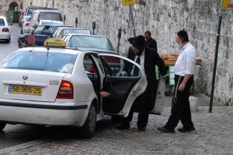 taksi v ejlate - Такси в Эйлате