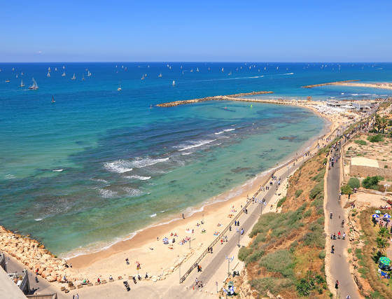 tel aviv ili hajfa morskie kurorty izrailya v ijule 560x427 - Тель-Авив или Хайфа: Морские курорты Израиля в июле
