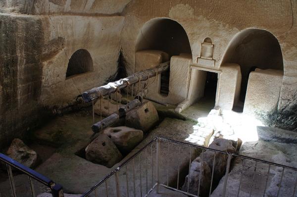 DSC05699RE 92f97259ba43a9c626fbd9ba9e938469 1 - Пещеры Бейт-Гуврин. Отзыв туриста