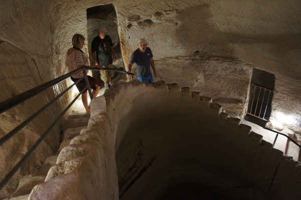 DSC05714RE b4e56474cbc765b2e4edb93667347b0f 1 - Пещеры Бейт-Гуврин. Отзыв туриста