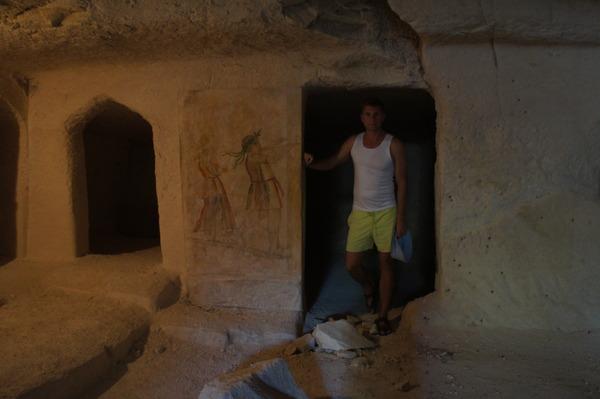 DSC05758RE c7d3454db778ff572743e9c7e5191fbc 1 - Пещеры Бейт-Гуврин. Отзыв туриста