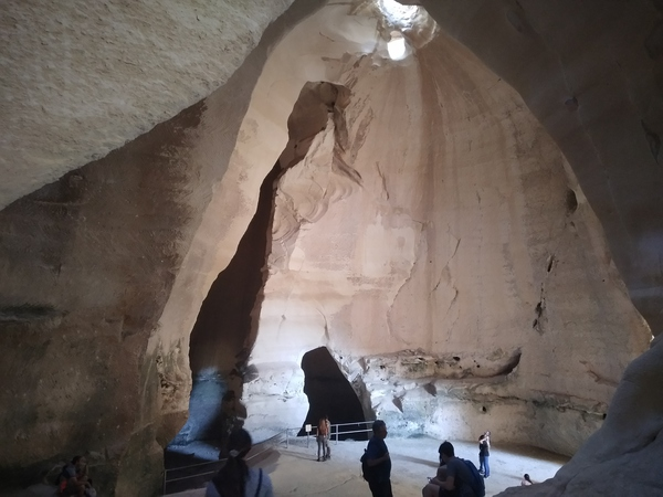 IMG 20181103 150808RE e947605a187d6fdaf62229bff6d1e160 1 - Пещеры Бейт-Гуврин. Отзыв туриста