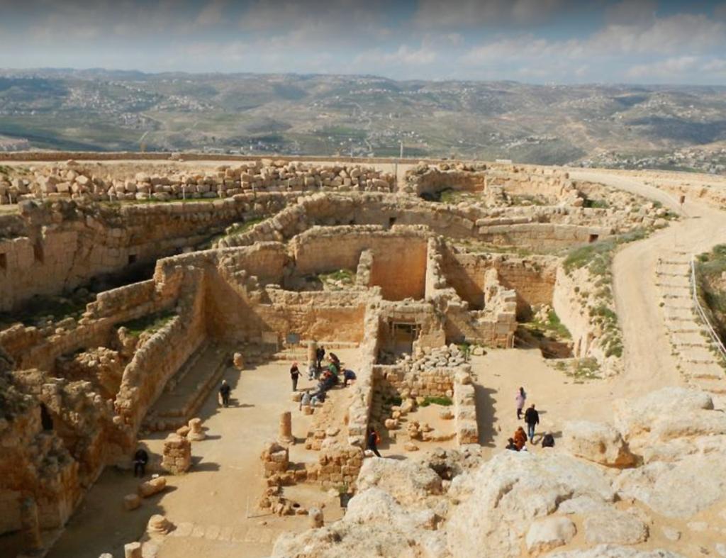 Irodion 1024x787 - Иродион. Краткая информация. Что посмотреть в Израиле.