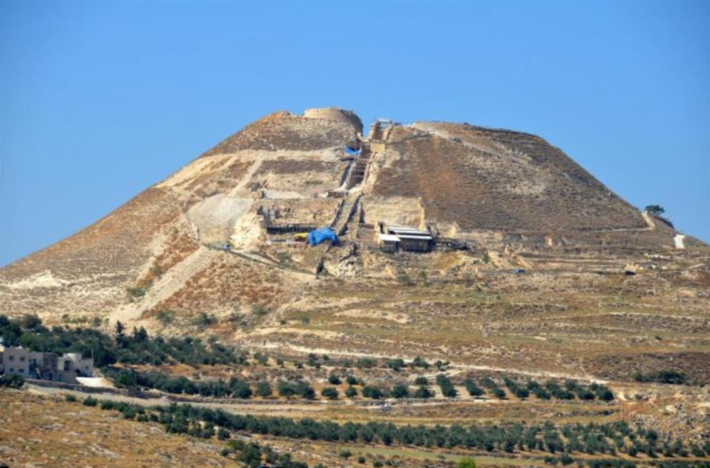 Irodion4 1024x675 - Иродион. Краткая информация. Что посмотреть в Израиле.