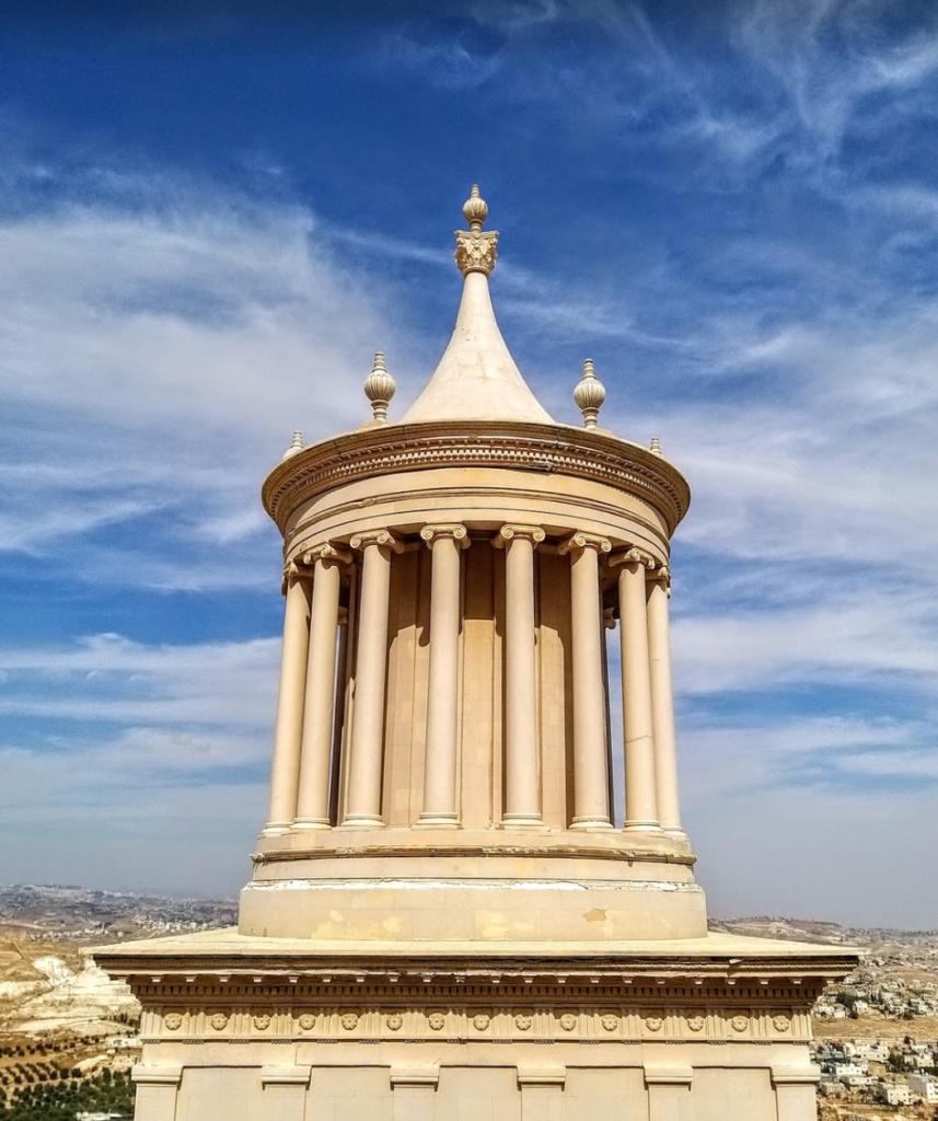 Irodion5 857x1024 - Иродион. Краткая информация. Что посмотреть в Израиле.
